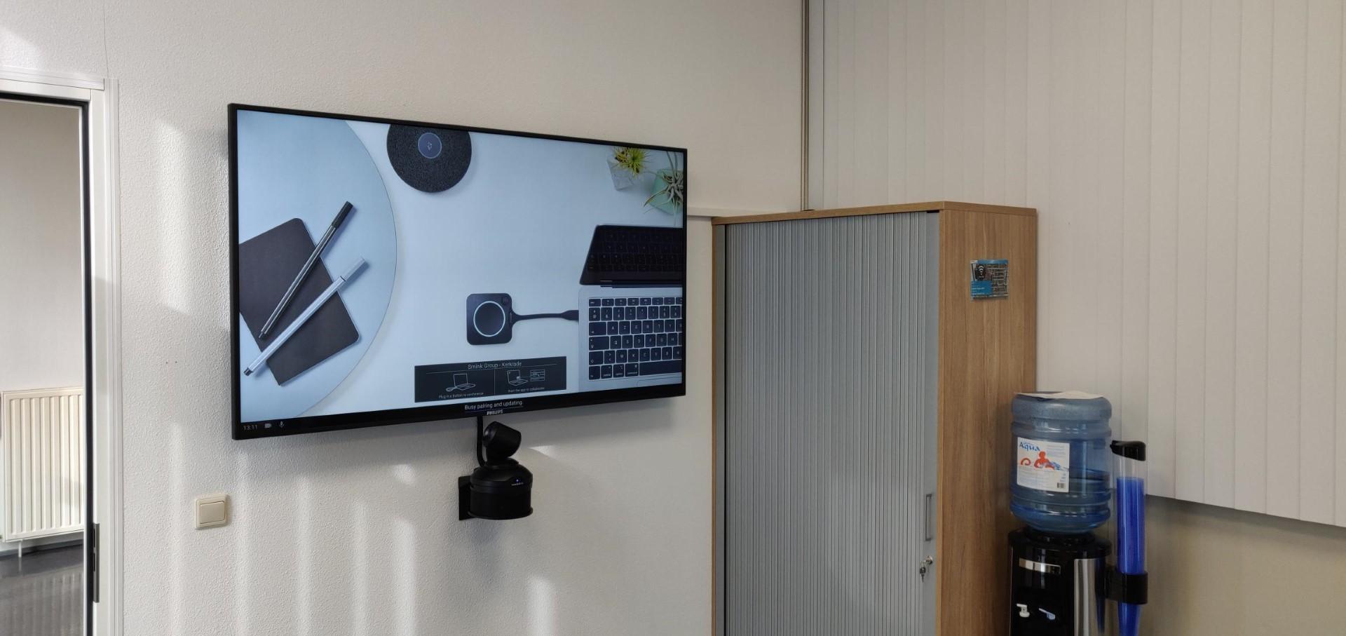 BYOD room bekabeld