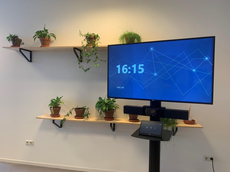 Mobiele videoconferentie