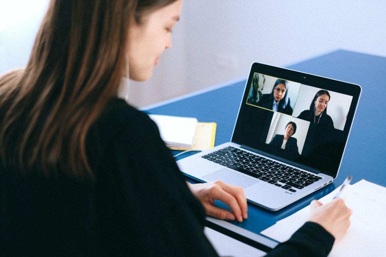 Advocatuur online meeting